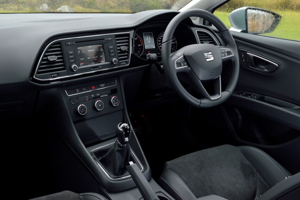 Seat leon linea r 2014 2017 2018 best cars reviews for Interior seat leon