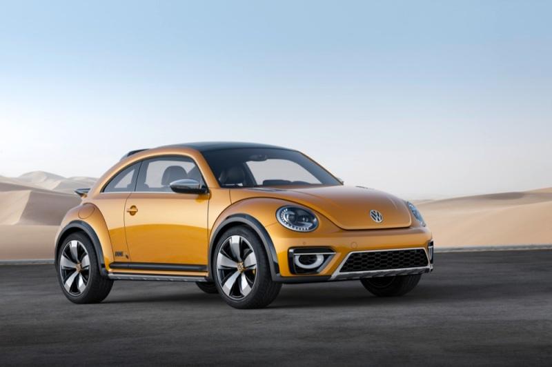 Volkswagen Beetle Dune main